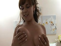 Big tit XXX tube videos: Danni - V2