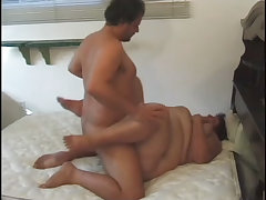 Tia davis is so fat her man can barely get his cock inside